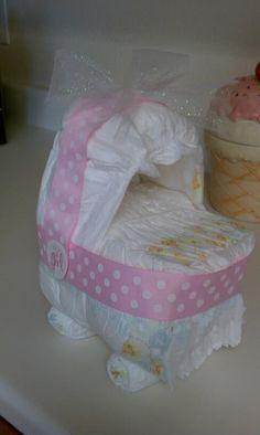 Diaper Baby Bed