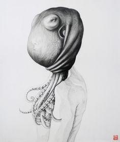 Ilustración   Illustration - Antonella Montes (aka Lantomo)