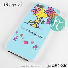 Snoopy This is for U Phone case for iPhone 4/4s/5/5c/5s/6/6 plus