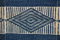 Detail: British Museum, Beving collection, late C19th. Af1934,0307.184. Prestige display cloth, hanging.