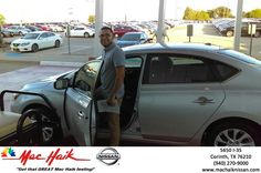 https://flic.kr/p/L2KP1T | Congratulations Belen on your #Nissan #Sentra from…