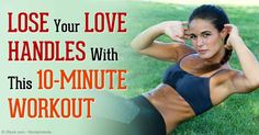 Love handles can be challenging to get rid of, but try to incorporate these 10-minute exercises in your fitness routine for more toned obliques. http://fitness.mercola.com/sites/fitness/archive/2013/12/13/10-minute-love-handle-workout.aspx