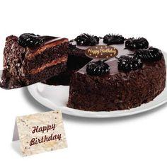 Chocolate Mousse Torte Cake
