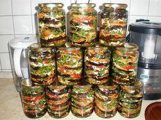 Grill Oven, Vegetarian Recipes, Cooking Recipes, Good Food, Yummy Food, Russian Recipes, Bon Appetit, Food Network Recipes, Preserves