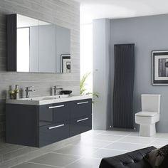 Interior Design Ideas. Trend Color Gray