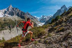 Trail Running with Kilian Jornet