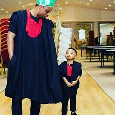 like Father like son @ KinDav Apparel