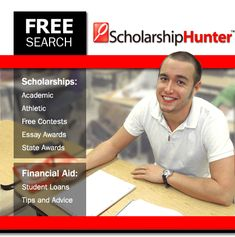 ScholarshipHunter - scholarship search engine, by major and state (External Scholarship Engine)