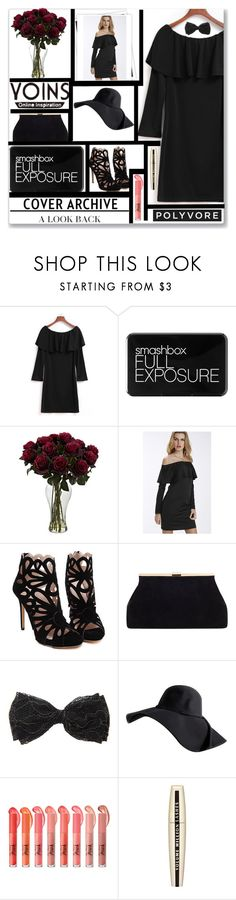 """""""Yoins"""" by kyt7078 ❤ liked on Polyvore featuring Smashbox, GALA and L'Oréal Paris"""