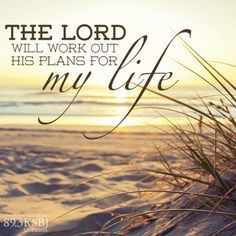 The #Lord will fulfill his purpose for me; your steadfast love, O Lord, endures forever. —#Psalm 138:8