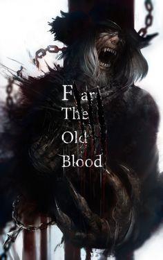 #Bloodborne #Gascoine