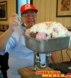 68 best Everything but kitchen sink sundaes images on Pinterest ...