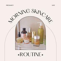 pregnancy skincare // natural skincare // skincare routine Clean Beauty, Natural Skin Care, Pregnancy, Skincare Routine, Glitter, Pregnancy Planning Resources, Sequins, Conceiving, Glow