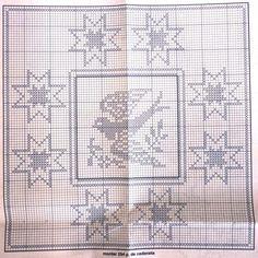 crochet em revista: motivos marinhos