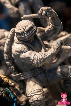 NYCC 2014: GSC's Teenage Mutant Ninja Turtles Statues | Plastikitty