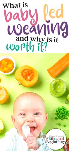 What is Baby Led Weaning, and Why is it Worth It? — Lorena & Lennox Bilingual Beginnings Baby Led Weaning Breakfast, Baby Led Weaning First Foods, Baby Weaning, Toddler Meals, Toddler Activities, Rafferty's Garden, Newborn Baby Tips, Baby Schedule, Baby Puree