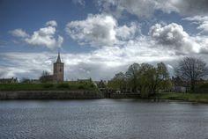 Naarden - Noord Holland by Francois de Lis, via Flickr