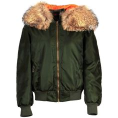 Mr & Mrs Italy Coats ($2,875) ❤ liked on Polyvore featuring outerwear, coats, london, long coat, long bomber jacket, padded coat, flight jacket and bomber style jacket