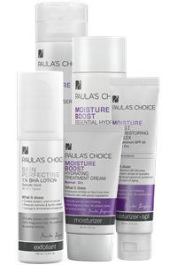 Moisture Boost Super Kit #paulaschoice #fragrancefreeproducts #crueltyfreeproducts