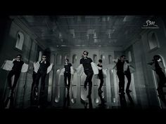 Super Junior - SPY [Dance Version] I've got to admit...I thought this song was super weird at first, but it's grown on me.