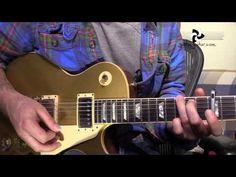 Hotel California - The Eagles INTRO Guitar Lesson (ST-344) - YouTube