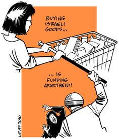 Boycott Israeli goods!