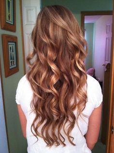 Would die to have hair like this