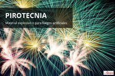 Spanish Word of the Day: PIROTECNIA #Spanish #LearnSpanish  http://www.donquijote.org/spanish-word-of-the-day/word/pirotecnia