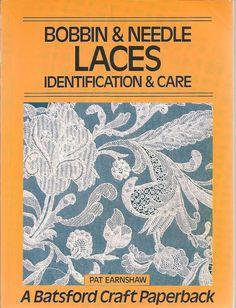 Bobbin and needle lace