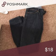 Skinny jean Skinny jeans from Gap. Good condition GAP Jeans Skinny