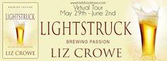 "Cat's Reviews: ""Lightstruck""(Liz Crowe)  ★★★★   VIRTUAL TOUR with..."