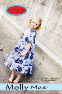Molly Mae Dress by Kati Cupcake