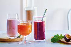 Orange & Carrot Juice | Juice Recipes | Tesco Real Food
