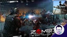 تحميل لعبة Zombie World War الحرب العالمية غيبوبة  للايفون و الاندرويد