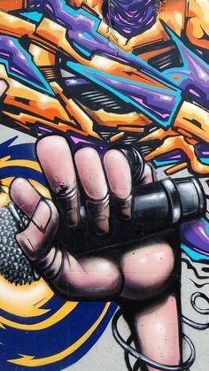 Ideas For Street Art Wallpaper Iphone Graffiti Beste Iphone Wallpaper, Graffiti Wallpaper Iphone, Disney Canvas Art, Dark Art Photography, Collaborative Art Projects, Kindergarten Art Projects, Easy Art Projects, Bath And Beyond Coupon, Silhouette Art