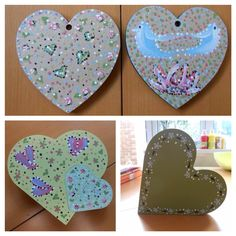 Sam has been busy creating with her Folk It kits! We love them all