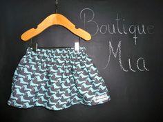 dachshund skirt:)