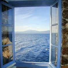 Window to the winds