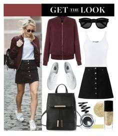 """""""Get the Look - Fall 2016"""" by randomfashioncollections ❤ liked on Polyvore featuring Vince, Miss Selfridge, New Look, Vans, Yves Saint Laurent, Bobbi Brown Cosmetics and Lancôme"""
