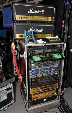 Adrian Smith's Rack
