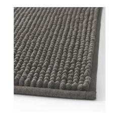 "$9.99 Article Number: 502.213.01 Made of microfiber; ultra soft, absorbent and dries qu ickly.  Size 24x35"" TOFTBO Bathmat  - IKEA"