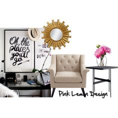 pl2 by szabocsill on Polyvore featuring interior, interiors, interior design, home, home decor, interior decorating, Cyan Design and LSA International
