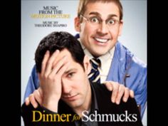 """Great song from """"Dinner for Schmucks!"""" sung by Sondre Lerche. """"Dear Laughing Doubters"""" <3 It is really nice! <3 https://www.youtube.com/watch?v=CDQ7aKcLSNc"""