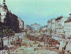 Unter den Linden Juli 1945
