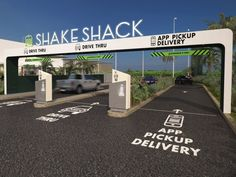 Burger Beast Shake Shack's 1st Drive-thru will be in Orlando At long last last, our food prayers have been answered! Shake Shack will open its first drive-thru location in Orlando, Florida around mid-2021. The post Shake Shack's 1st Drive-thru will be in Orlando appeared first on Burger Beast. South Beach, Miami Beach, Shake Shack Locations, Food Prayer, Shake Shack Burger, Burger Games, What A Burger, Digital Menu Boards, Hot Dog Cart