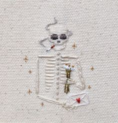Tinycup Needleworks Embroidery