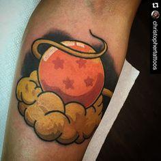 Super Tattoo Dragon Ball Old School Ideas Gamer Tattoos, Movie Tattoos, Anime Tattoos, Trendy Tattoos, New Tattoos, Tattoos For Guys, Cool Tattoos, Kritzelei Tattoo, Tatoo 3d