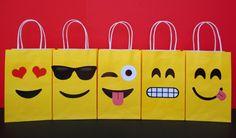DIY Printable Emoji/ Emojis Birthday Party por CreativePartyStudio