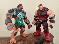 Ulik (Marvel Legends) Custom Action Figure