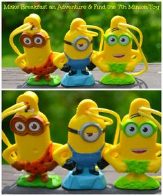 Make Breakfast an Adventure & Find the 7th Minion Toy #The7thMinion #CollectiveBias  #ad